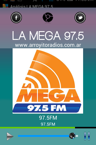 Mega Estacion - Radio de Hits