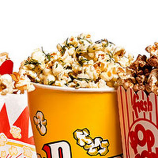 Dill-icious Popcorn