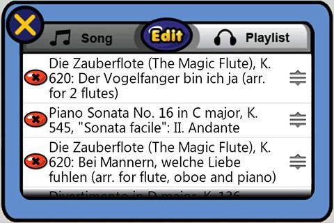 Baby classical Mozart Music- screenshot