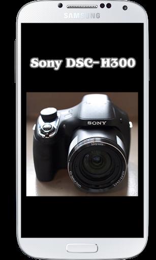 DSC-H300 Tutorial