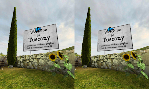 Tuscany Dive- screenshot thumbnail