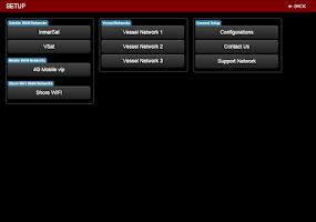 Screenshot of Yacht Router