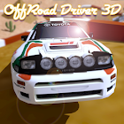 Offroad Driver 3D icon