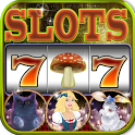 Alice in Magic World - Slots icon