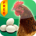 Crazy Hen Free icon