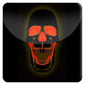 Neon Skull HD Live Wallpaper icon