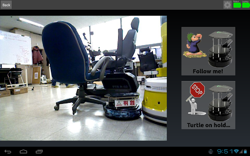 TurtleBot Follower Hydro