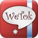 WeTok :: Random Chat icon