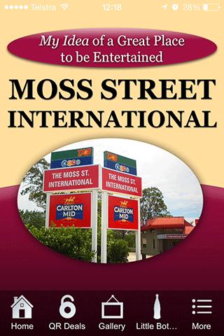 Moss Street International
