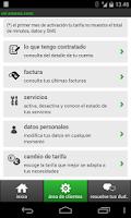 Screenshot of Mi amena.com