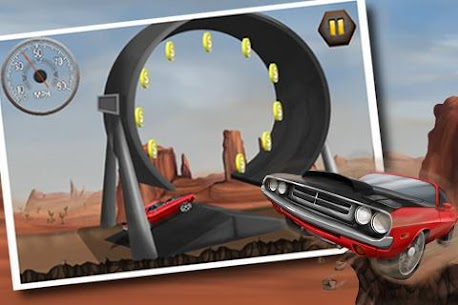 Stunt Car Challenge MOD (Unlimited Lives) 2