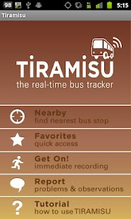 Tiramisu- screenshot thumbnail