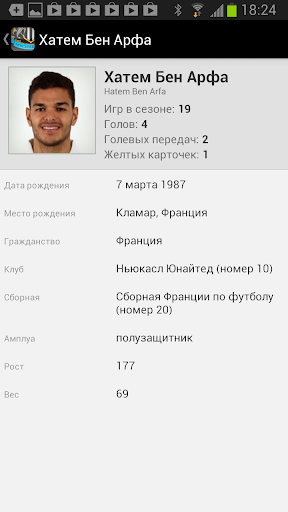 玩免費運動APP|下載Ньюкасл+ Sports.ru app不用錢|硬是要APP