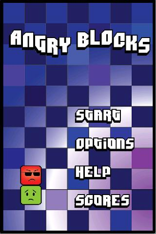 Angry Blocks - screenshot