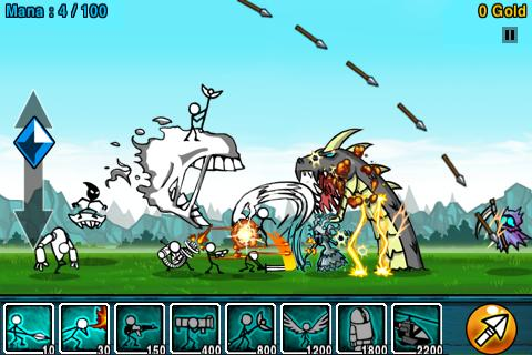 Cartoon Wars v1.0.5 Android Game Apk Download