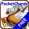 Pocket guitar chords & tabs icon