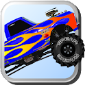 Xtreme Monster Truck Racing icon