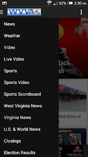 WVVA News- screenshot thumbnail