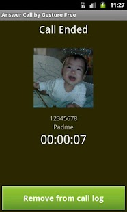 Answer Calls by Gestures (ACG) - screenshot thumbnail