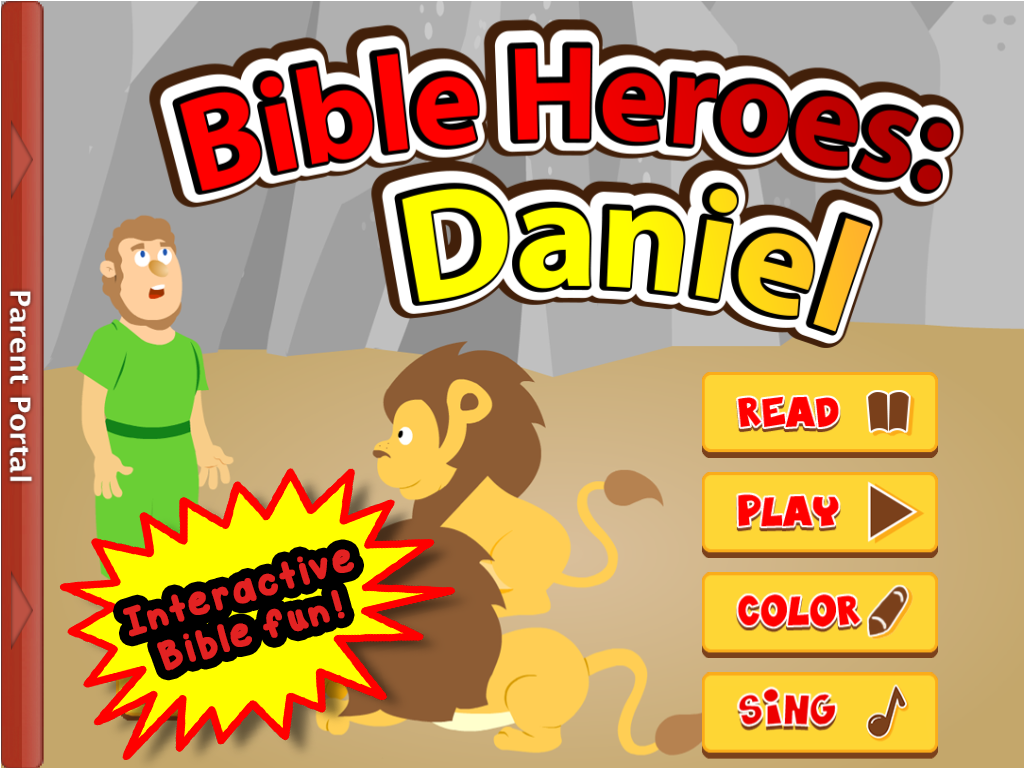kids bible daniel and lions android apps on google play