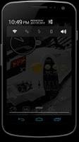Screenshot of UBER Jelly Lite CM10.1 Theme