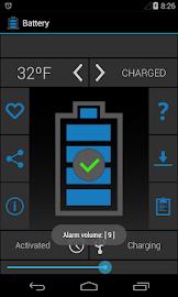 Battery-Alert Screenshot 1