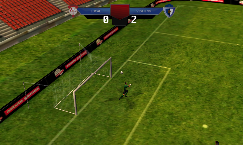 World Soccer Games 2014 Cup- screenshot