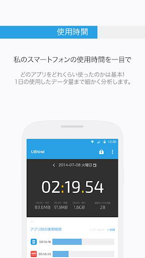 UBhind - モバイル•ライフ•パタン