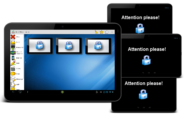Radix SmartClass Teacher - screenshot