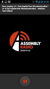 Assembly Radio - screenshot thumbnail