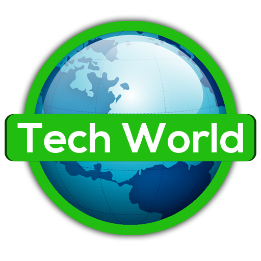 Tech World LOGO-APP點子