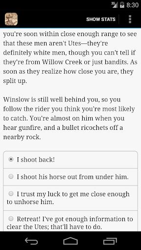 【免費角色扮演App】Showdown at Willow Creek-APP點子