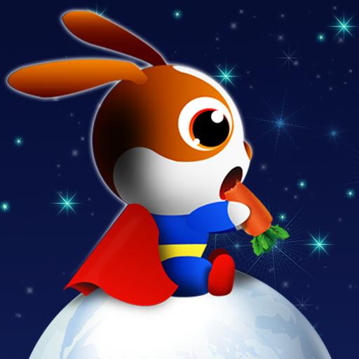 超級飛天兔 LOGO-APP點子