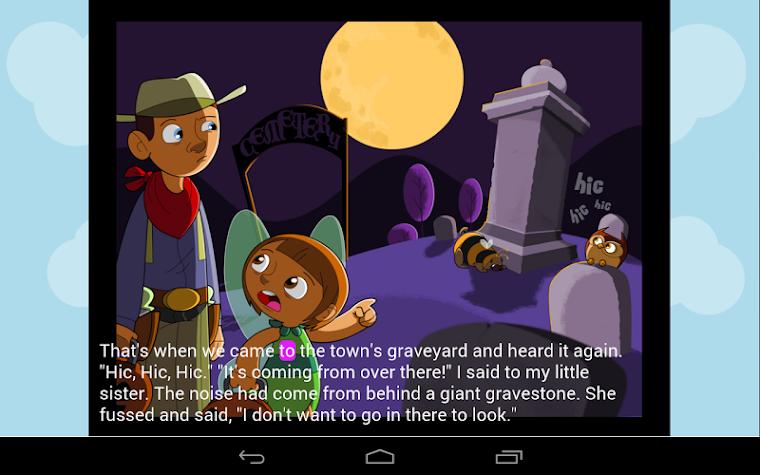 MeeGenius Children's Books Screenshot