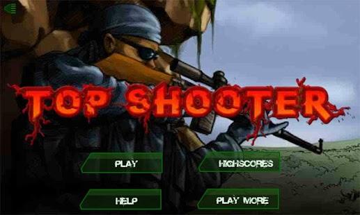 Top Sinper - Shooting Game