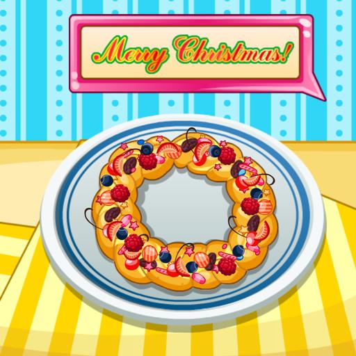 圣诞节动手做圣诞面包 休閒 App LOGO-APP開箱王