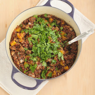 One-Pot Vegetarian Quinoa