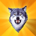 Courage Wolf icon