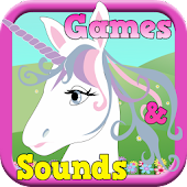 Unicorn Kid Games