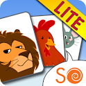 MemoKids Animals HD Lite kids games brain puzzle