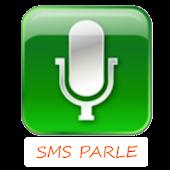 SMS parlant francais