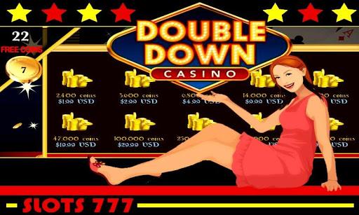 Double Down Casino Slots 777