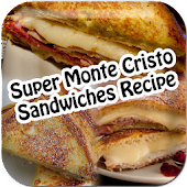 Monte Cristo Sandwiches Recipe