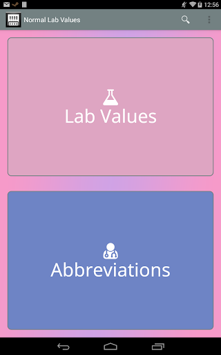 【免費醫療App】Normal Lab Values++ Pro-APP點子