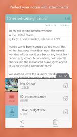 SomNote - Beautiful note app Screenshot 2