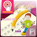 ABCD Kids Cursive Writing Free icon