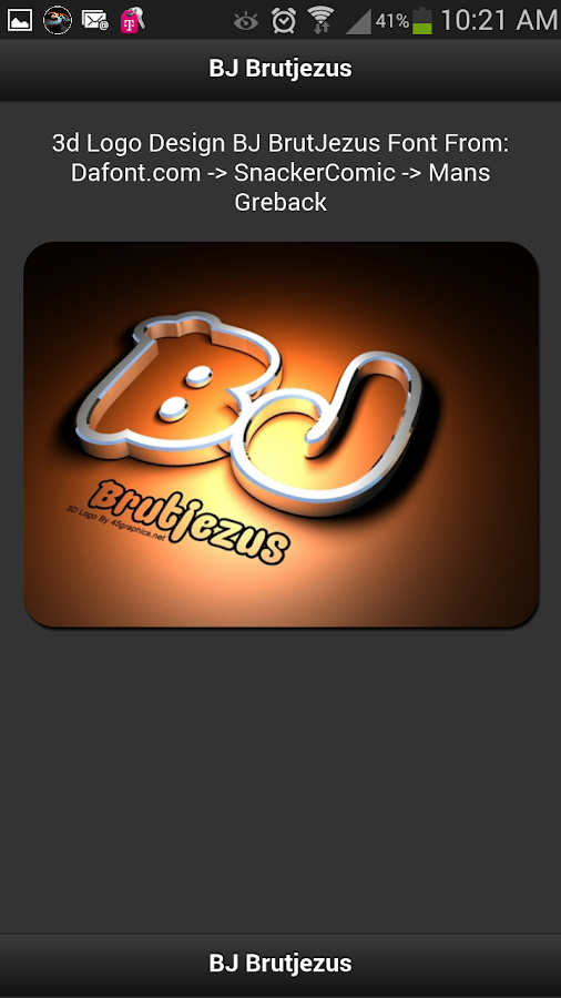 3d logo design services android apps on google play for Home design 3d paid version apk