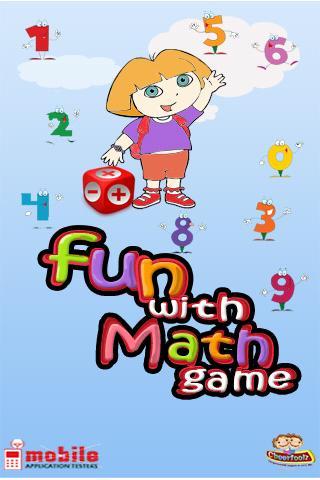 Fun With Math Game - screenshot