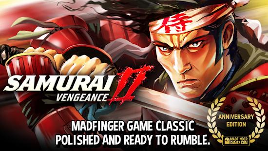 SAMURAI II: VENGEANCE Screenshot