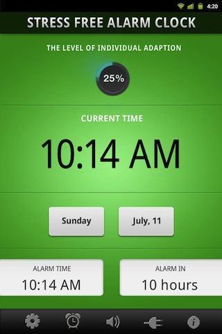 睡眠周期闹钟减肥和减肥